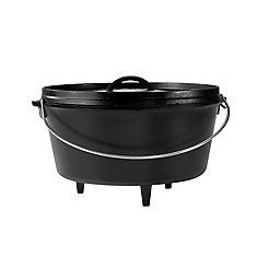 8 Qt Deep Camp Dutch Oven