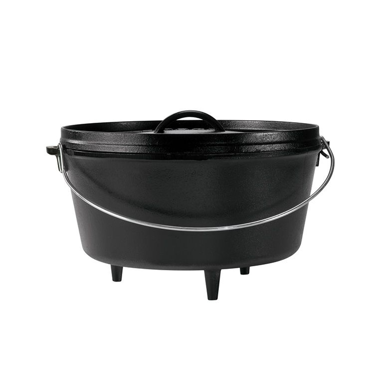 Lodge 8 Qt Deep Camp Dutch Oven