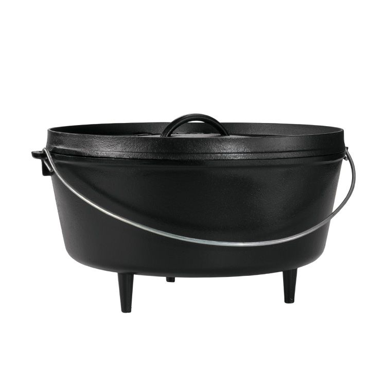 Lodge 14 inch Deep Camp Dutch Oven