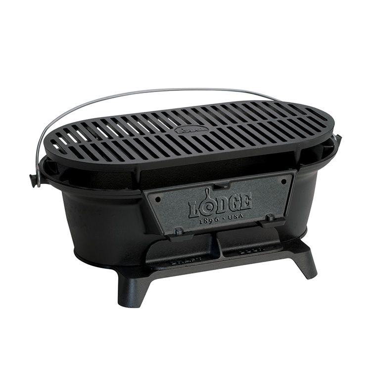 Lodge Cast Iron Hibachi Grill