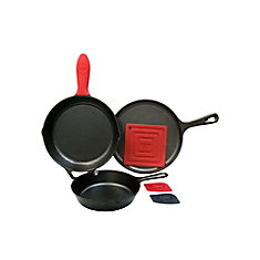 6 Piece Essential Pan Set
