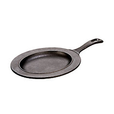 10x7 inch Oval Serving Griddle