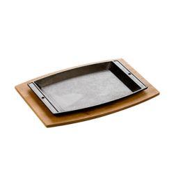 Lodge Chef's Platter Set, 11.63 inch X 7.75 inch