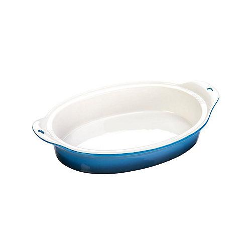 Stoneware Baking Dish 8 X 11.75 inch  Blue