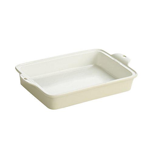 Stoneware Baking Dish 13X9 inch  White