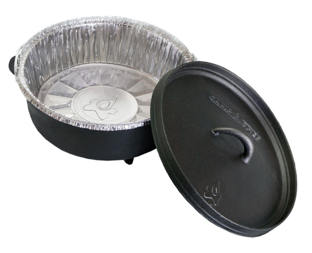 Camp Chef 10 inch Disposable Dutch Oven Liners (3pack)