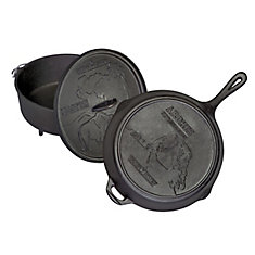 National Park Anniversary Cast Iron Cooking Set