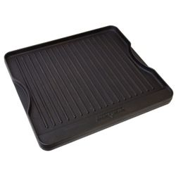 Camp Chef 16-inch x 14-inch Cast Iron Reversible Griddle