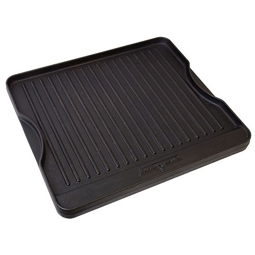 Camp Chef 24-inch x 16-inch Cast Iron Reversible Griddle