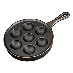 Camp Chef Cast Iron Griddle Puffs (Aebleskiver) Pan