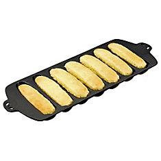 Cast Iron Corn Cob Pan