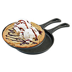 Camp Chef 7 inch Cast Iron Mini Skillet (2-Pack)