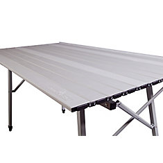 Mountain Series Mesa Adjustable Camp Table