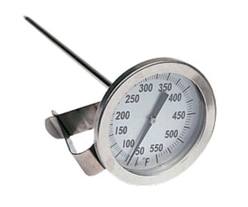 6 inch Dial Thermometer