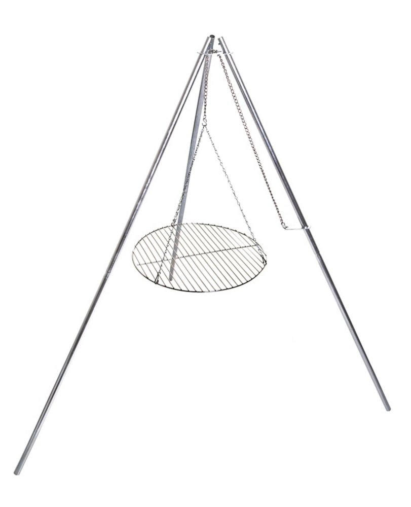 Camp Chef Lumberjack Over Fire Tripod Grill