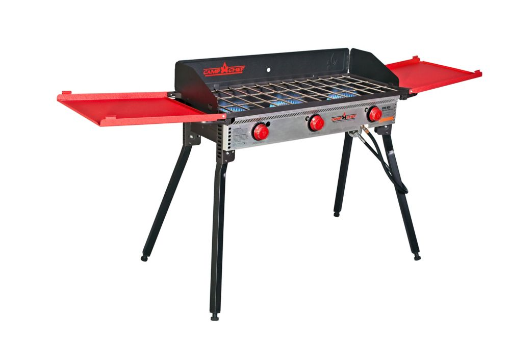 Camp Chef Deluxe Three Burner Stove