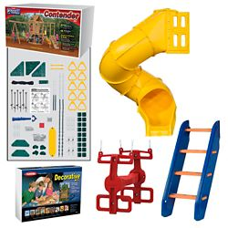 Playstar Contender Build It Yourself Gold Play Set