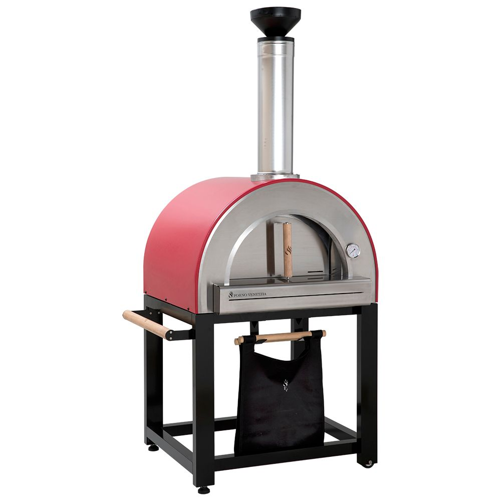 Forno Venetzia Pronto 300 in Red