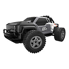 Uproar 18V Lithium-Ion ONE+ Compatible RC Truck with 20 MPH Top Speed (Tool Only)