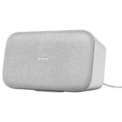Google Home Max Smart Speaker in Chalk