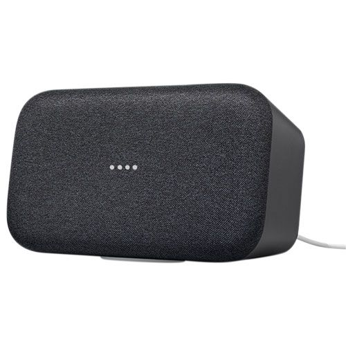 Google Home Max Smart Speaker in Charcoal