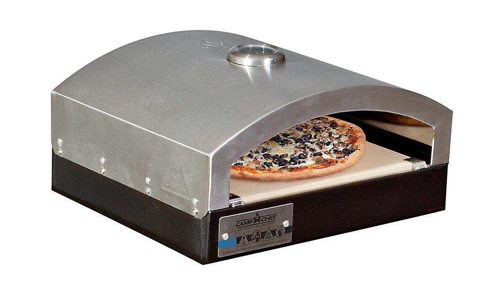 Camp Chef 14 Inch Single Pizza Oven The Home Depot Canada