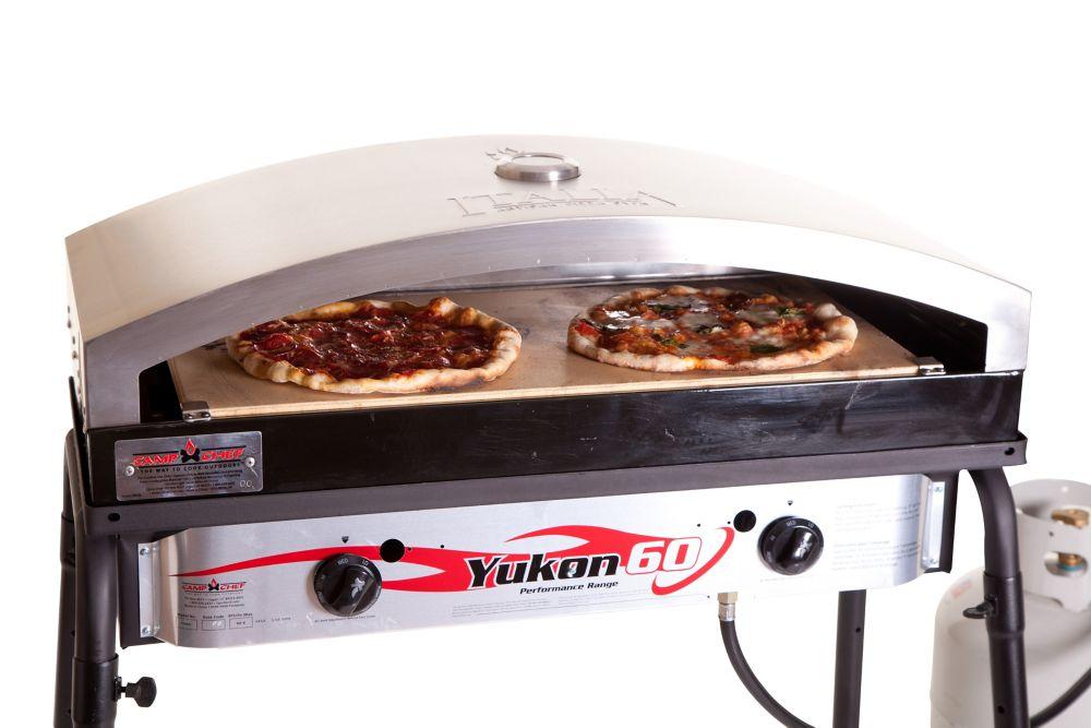 Camp Chef 14 inch x 32 inch Italia Artisan Pizza Oven Accessory