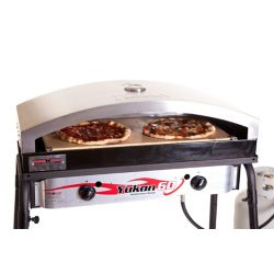 Camp Chef 14 inch x 32 inch Italia Artisan Pizza Oven Accessory