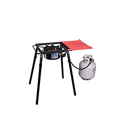 Camp Chef Réchaud à un brûleur de luxe Pro 30