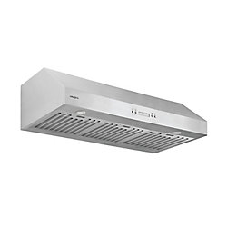 Ancona UCC636 36-inch Under-Cabinet Range Hood in Stainless Steel