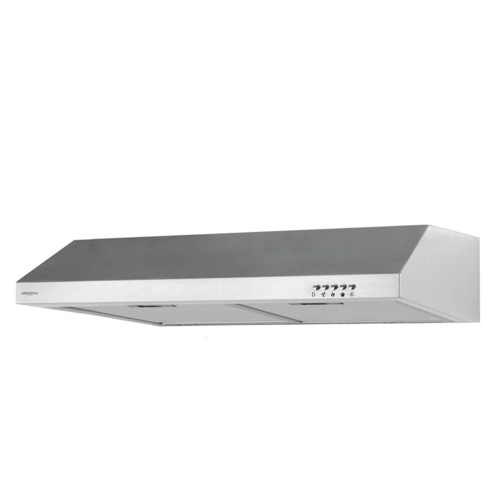 Ancona UC6 30inch Under-Cabinet Range Hood in Stainless Steel