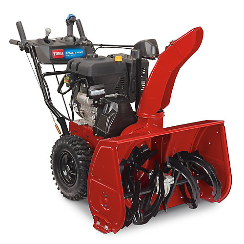 Power Max HD 928 OAE 28 inch 265 cc Two-Stage Electric Start Gas Snow Blower