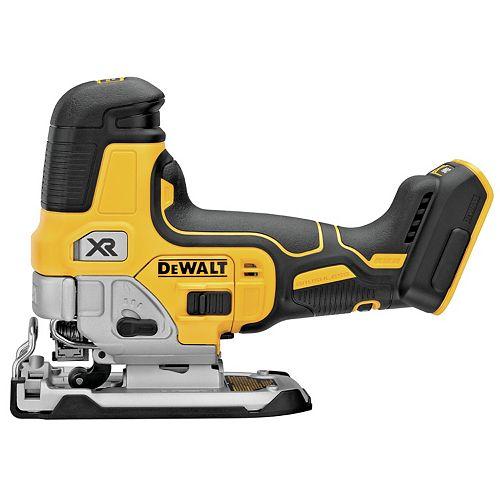 DEWALT 20V MAX XR Cordless Barrel Grip Jig Saw (Tool Only)