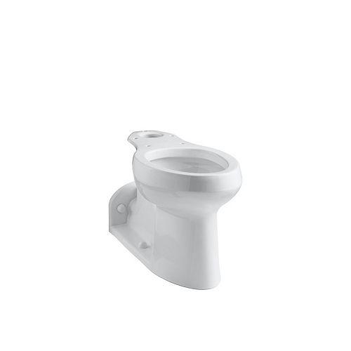 KOHLER Barrington Comfort Height Bowl In White