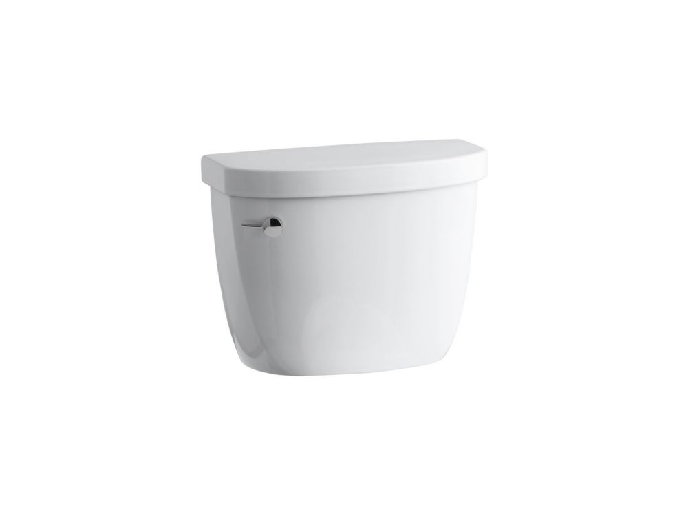 KOHLER Cimarron 1.28 Gpf Tank With Insuliner Tank Liner In White