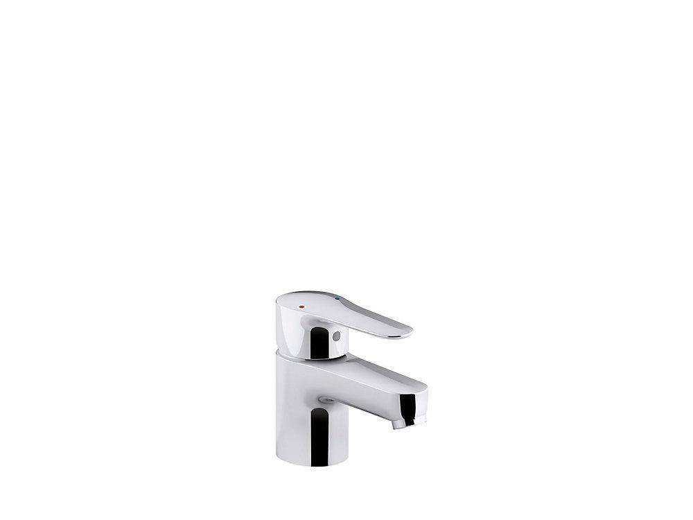 July(TM) single-handle bathroom sink faucet