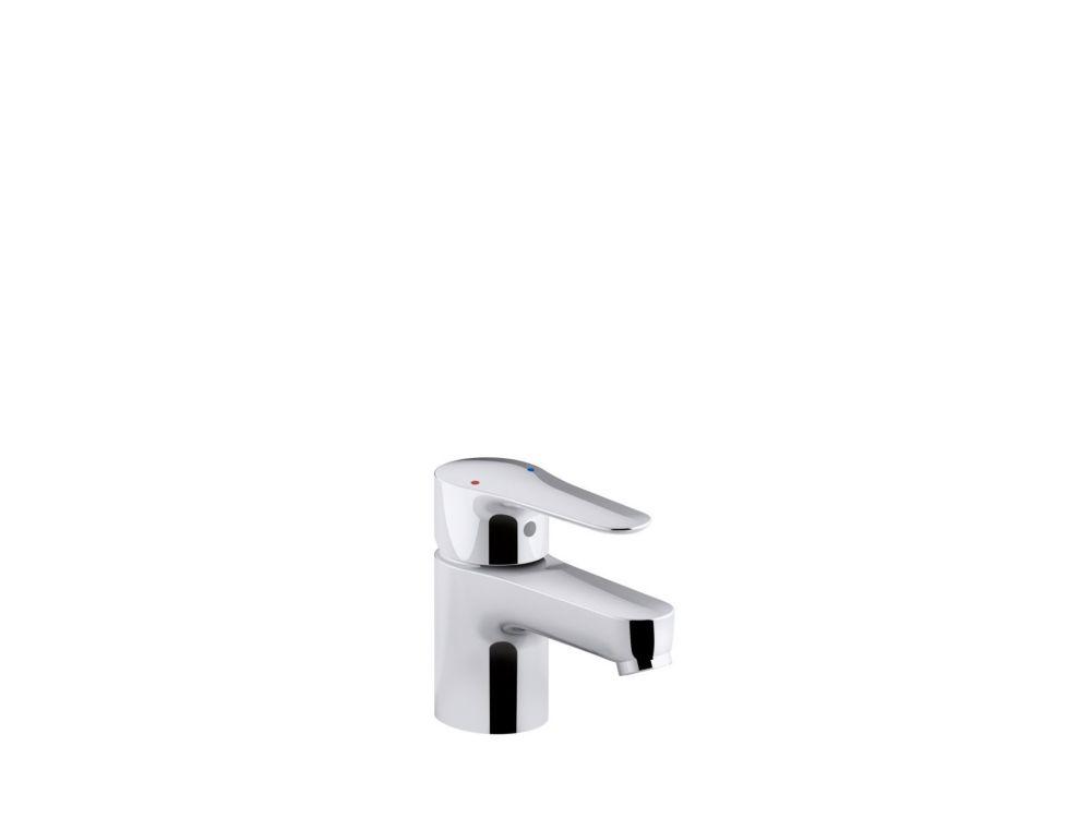 KOHLER July(TM) single-handle bathroom sink faucet