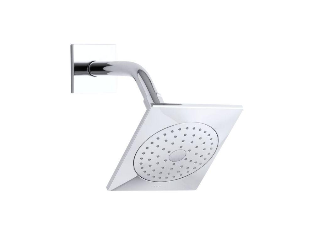 KOHLER Loure 1-Spray 6-5/16 inch Showerhead In Polished Chrome
