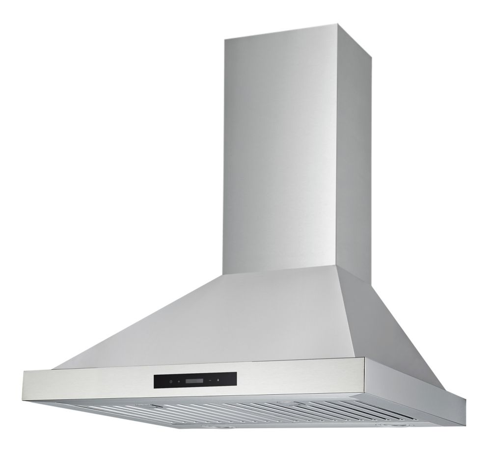 WPRL430 Pyramid 30 inch Range Hood in Stainless Steel