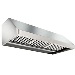 Ancona UC PRO Turbo 48 inch Under-Cabinet Range Hood in Stainless Steel