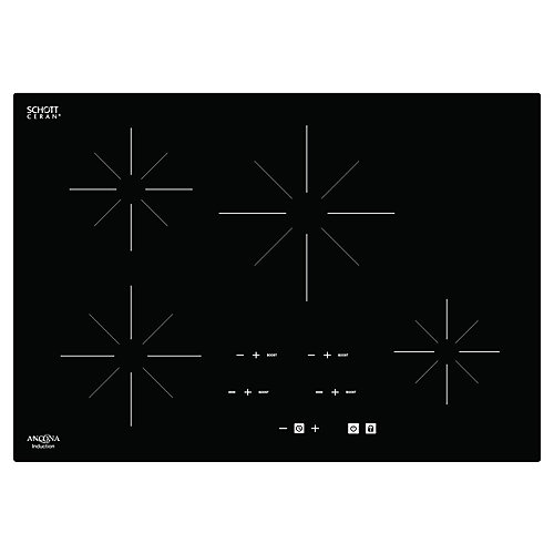 Chef 30 inch Glass-Ceramic Induction Cooktop