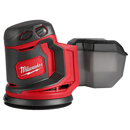 M18 18V Lithium-Ion Cordless 5 -Inch Random Orbit Sander (Tool-Only)