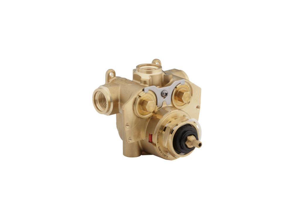 Master shower 1/2 inch Thermostatic Valve