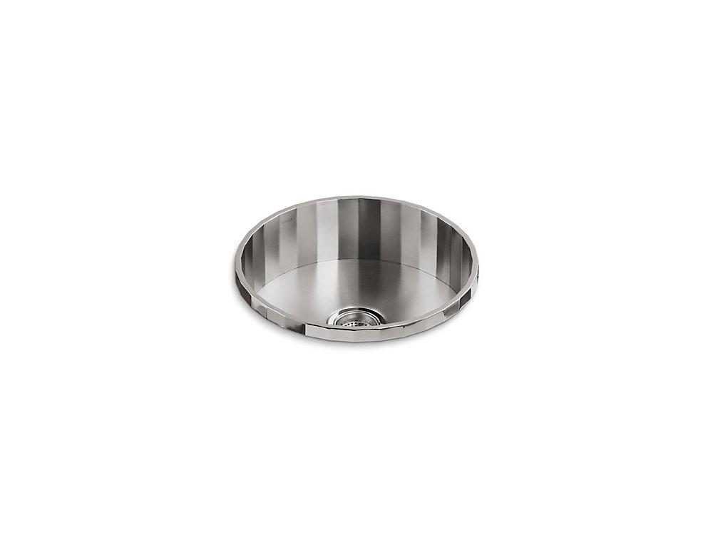 "KOHLER Brinx(R) 18-3/4"" diameter x 6-5/16"" top-mount bar ..."