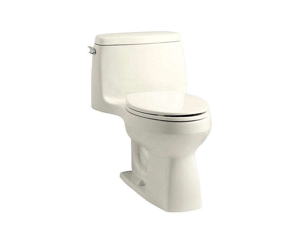 Kohler Santa Rosa 1 Piece 1 6 Gpf Compact Elongated Toilet