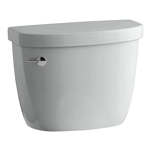 Cimarron 1.28 Gpf Toilet Tank Only With Aquapiston Flushing Technology In Ice Grey