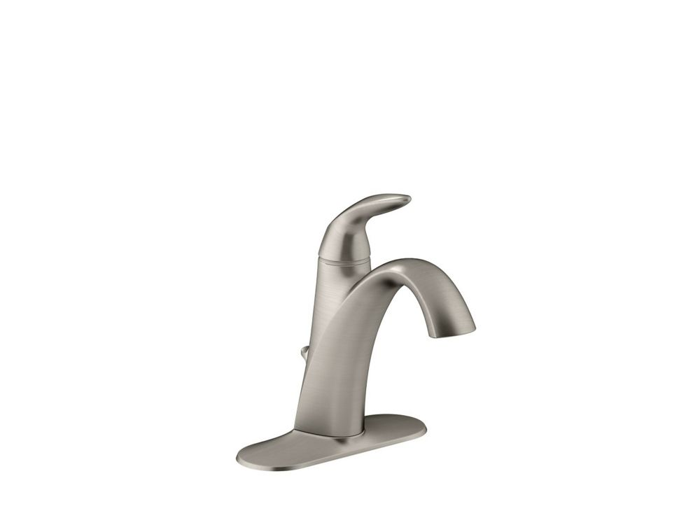 KOHLER Alteo(R) single-handle bathroom sink faucet