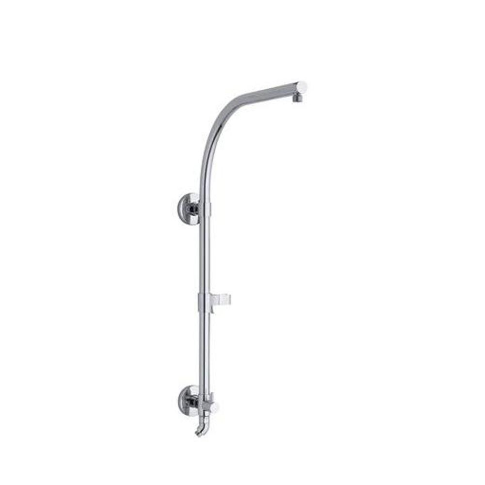 KOHLER Hydrorail Shower Column In Polished Chrome For Arched Shower Arms