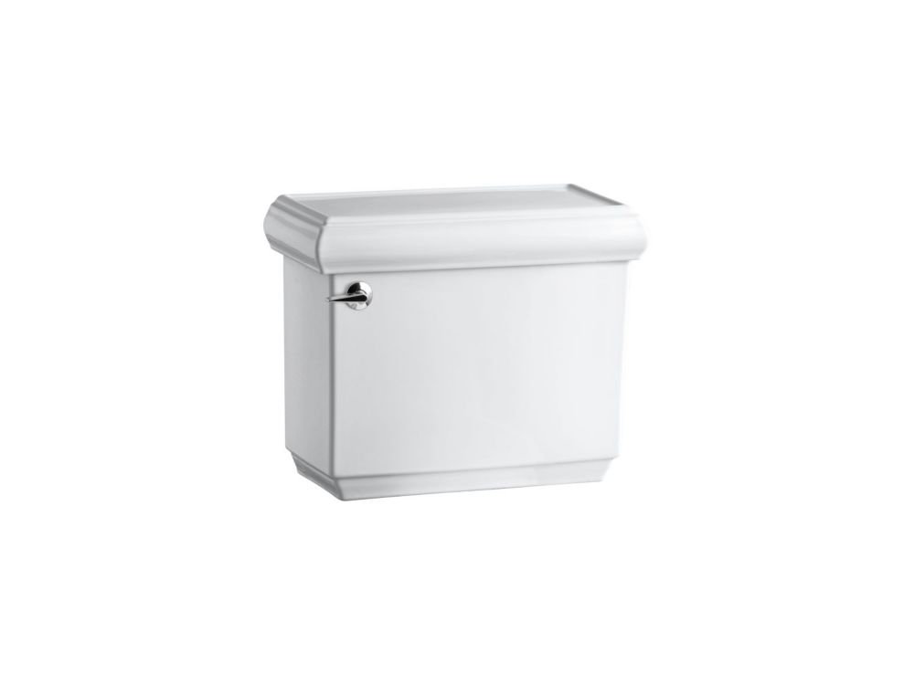 Memoirs Classic 1.6 Gpf Toilet Tank Only With Aquapiston Flush Technology In White