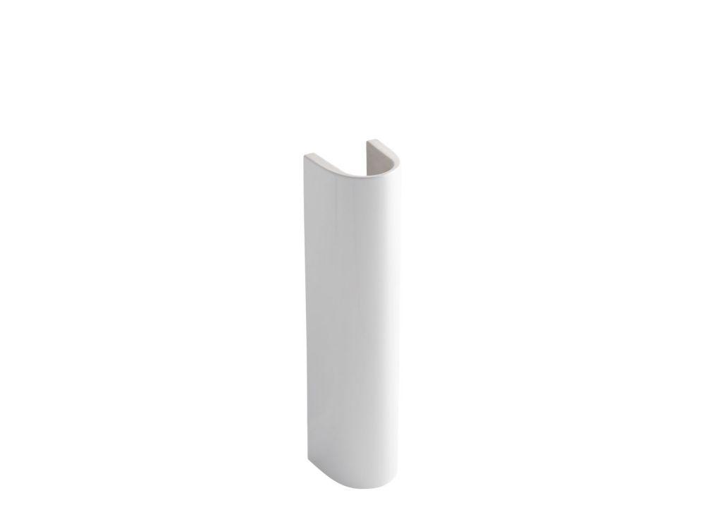 KOHLER Veer Pedestal In White